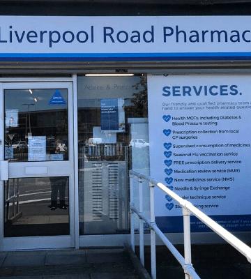 Liverpool Road Pharmacy St Helens wallpaper